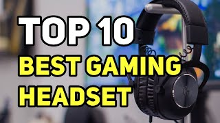 Best Gaming Headset 2019 – Latest Reviews of Top 10 Best Gaming Headset