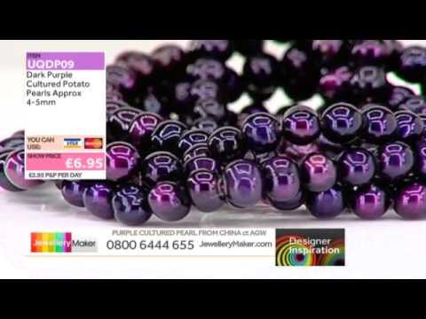 Learn How to Make Wirework Earrings [Tutorial]: Jewellery Maker DI 16/09/14