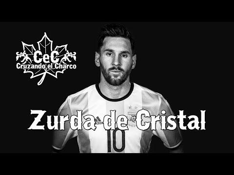 """Lionel Messi """"Zurda de Cristal"""" - Francisco Lago (Cruzando el Charco)"""