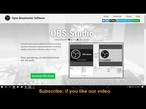 recording software, youtube video making, how to record your screen, cidt, cidtbd, studio 17