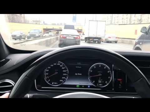 Первые ощущения от Mercedes w222 s500 4matic