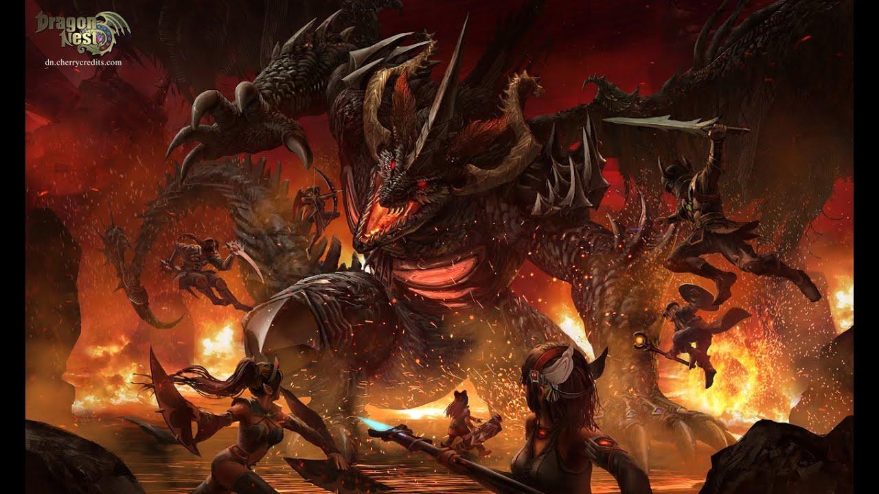 Nightmare Dragon