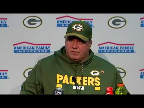 Coach McCarthy's postgame press conference #GBvsCAR