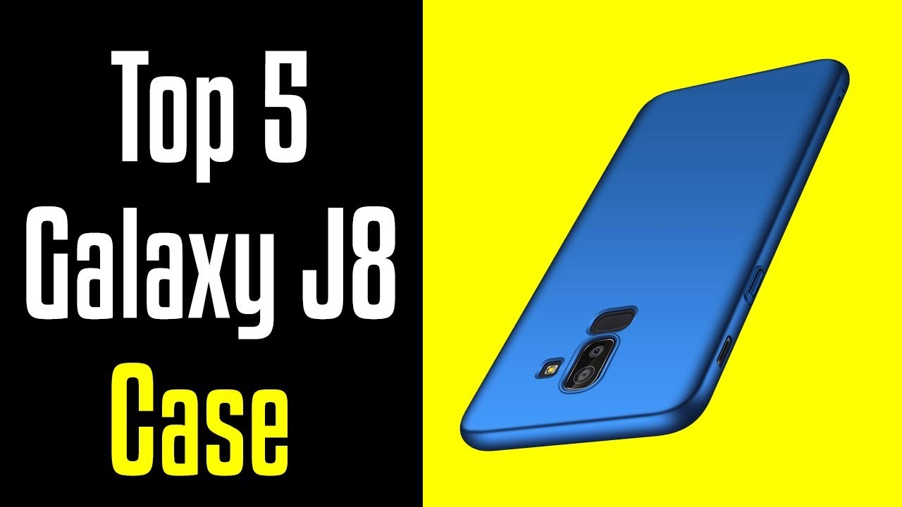 the latest 324d5 443af 🔻Top 5 Best Samsung Galaxy J8 Cases!🔺[4K]