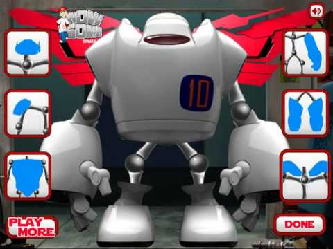 Create Big Hero 6 Baymax