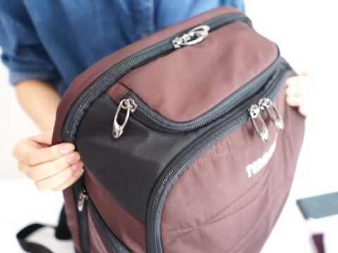 Terminus Urban Todd - Convenient Backpack For Everyday Use With Side Insulation and Buckle