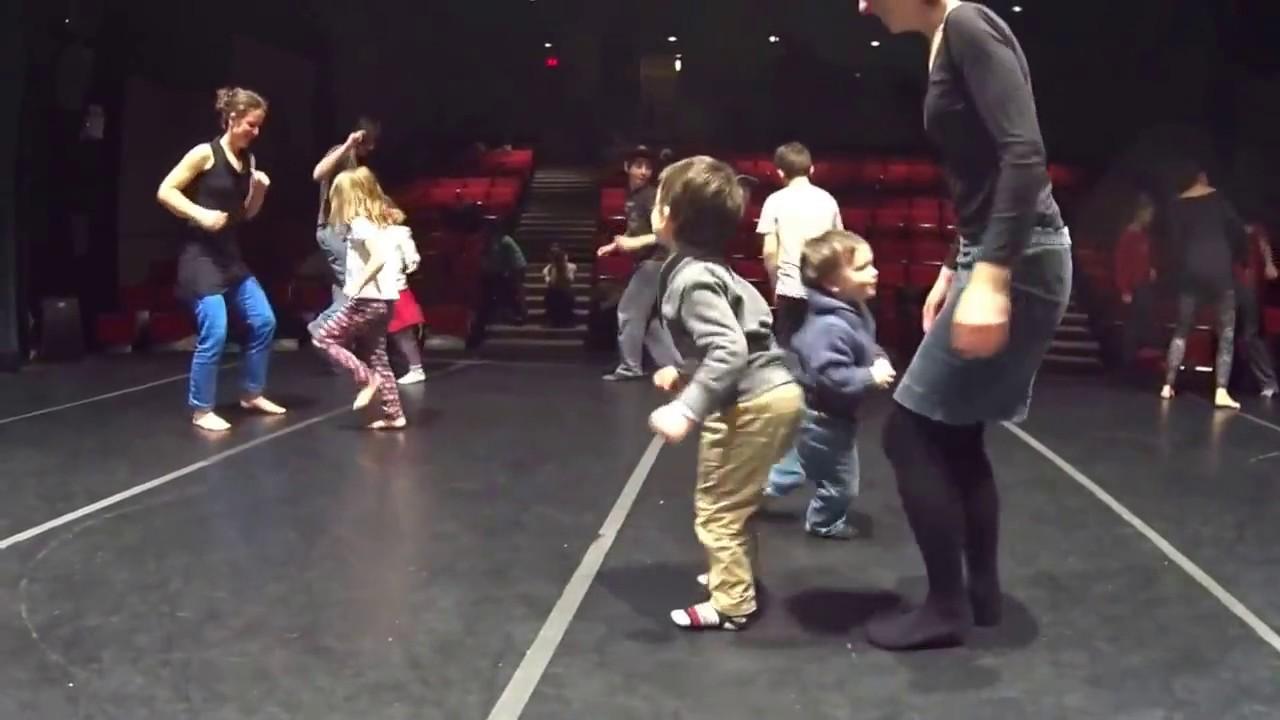 Danza En Familia -- Extrait 2