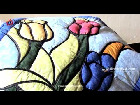 BukuKitacom - Patchwork Quilting : Kreasi Kain Perca