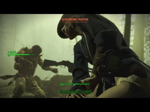 Fallout 4 Gameplay/Commentary [Part 86] - The Expert Bathrobe Tease of Alternate Action!