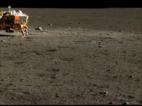 Chang'e-3 Mission Images