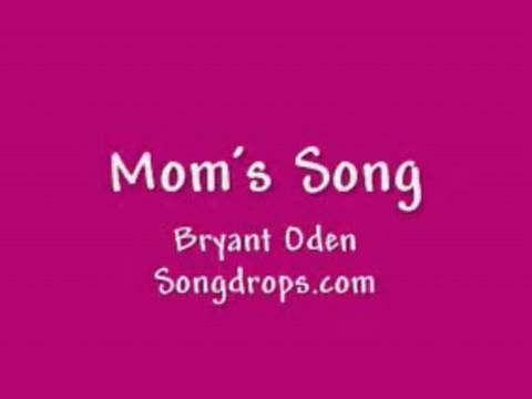 Mother's Day Song Mom's Song YouTube