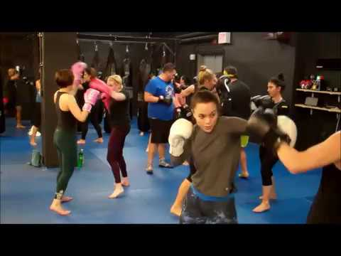 Muay Thai Kickboxing Manhattan