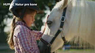 HUMAC® Natur pre kone a žriebätá