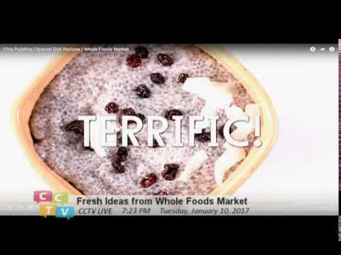 Fresh Ideas From Whole Foods Market w/ Kati from River Street!