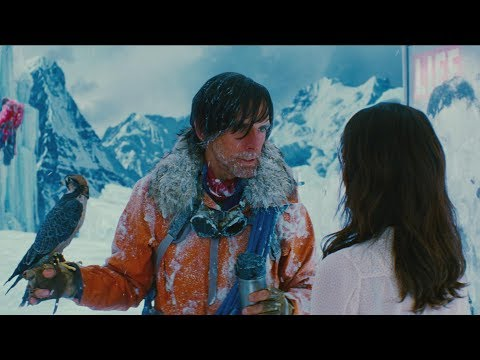 "The Secret Life of Walter Mitty (2013) | ""Ground Control to Major Tom"" 