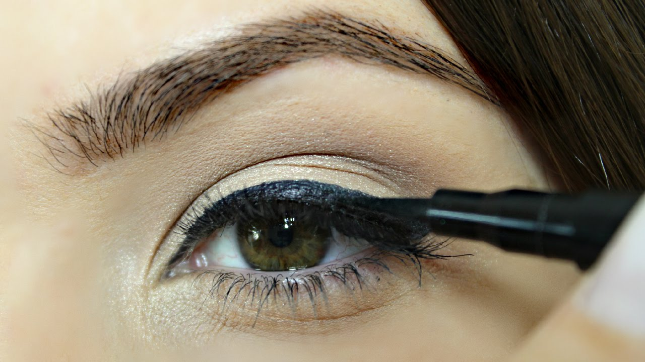Eyeliner Tips  Fool Proof Eyeliner Tricks