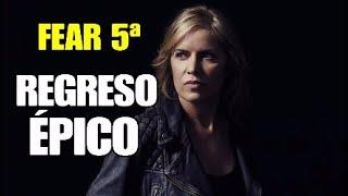El Regreso de Madison Clark. Teoría Fear The Walking Dead Temporada 5.