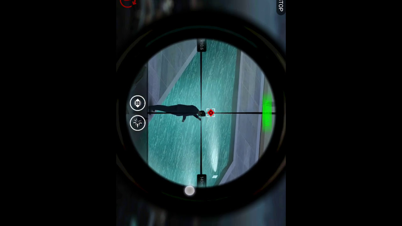 Hitman Sniper [Mobile gameplay]