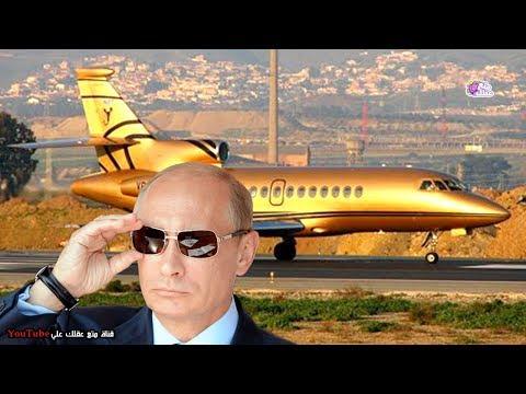 10 أشياء ثمينه يمتلكها الرئيس 'بوتين'  تدعو للسخرية !!