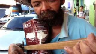 Artista de Rua: Zé da Lata