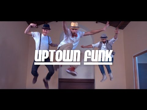 Mark Ronson  Uptown Funk ft. Bruno Mars Dance Video @MarkRonson @BrunoMars TMillyProductions