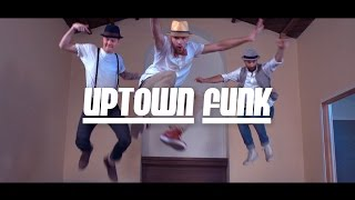 Mark Ronson - Uptown Funk ft. Bruno Mars (Dance Video) @MarkRonson @BrunoMars #TMillyProductions