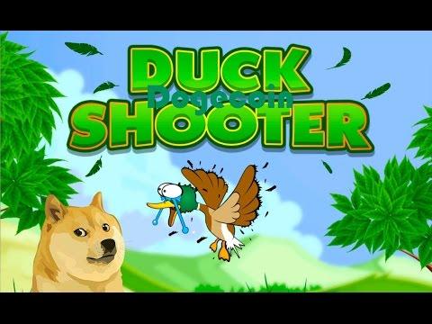 Duck Shooter Dogecoin