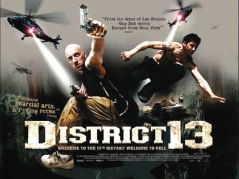 Alonzo - Determine - District 13 soundtrack