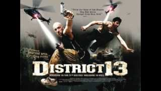 Alonzo - Determine - District 13 soundtrack