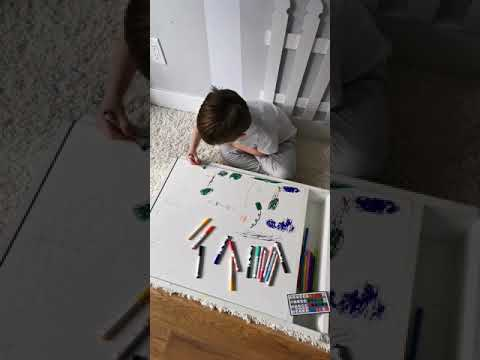 Art Light Activity Box Art&Play. Best gift for your child.