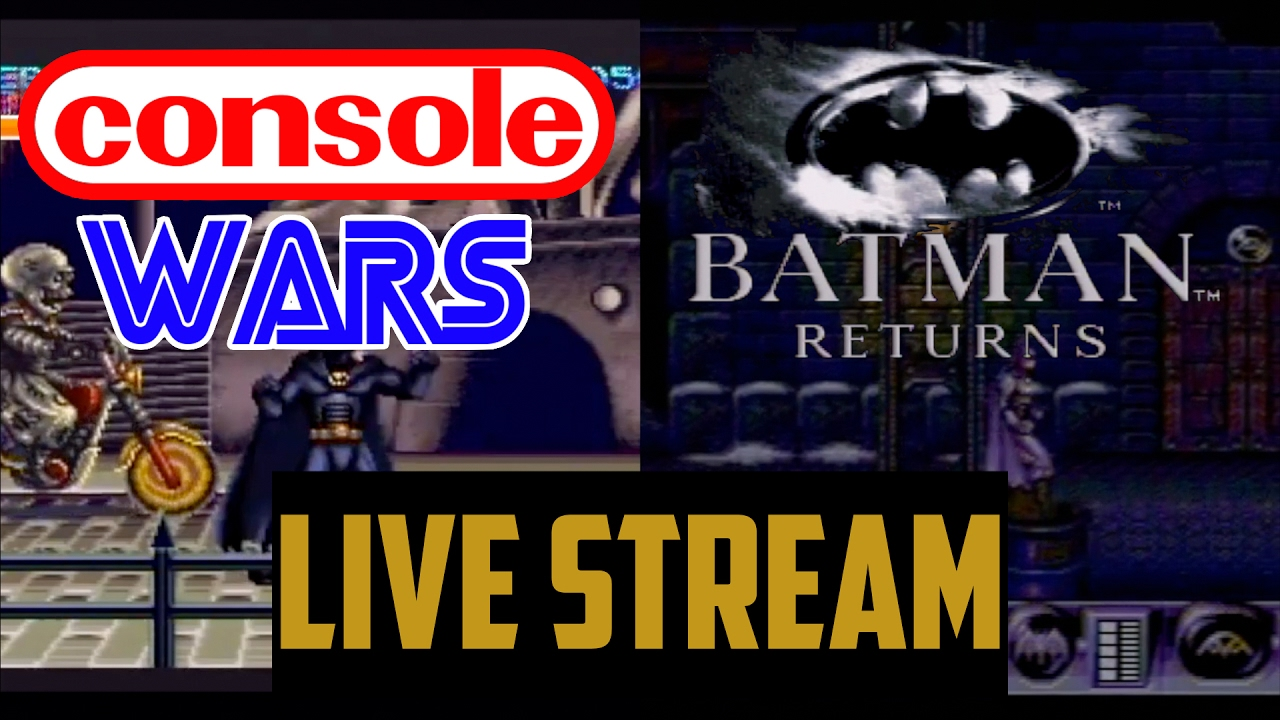 Batman Returns Stream