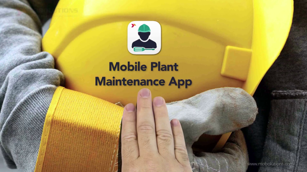 mobile plant maintenance app sap work order management sap pm app sap plant maintenance app [ 1280 x 720 Pixel ]