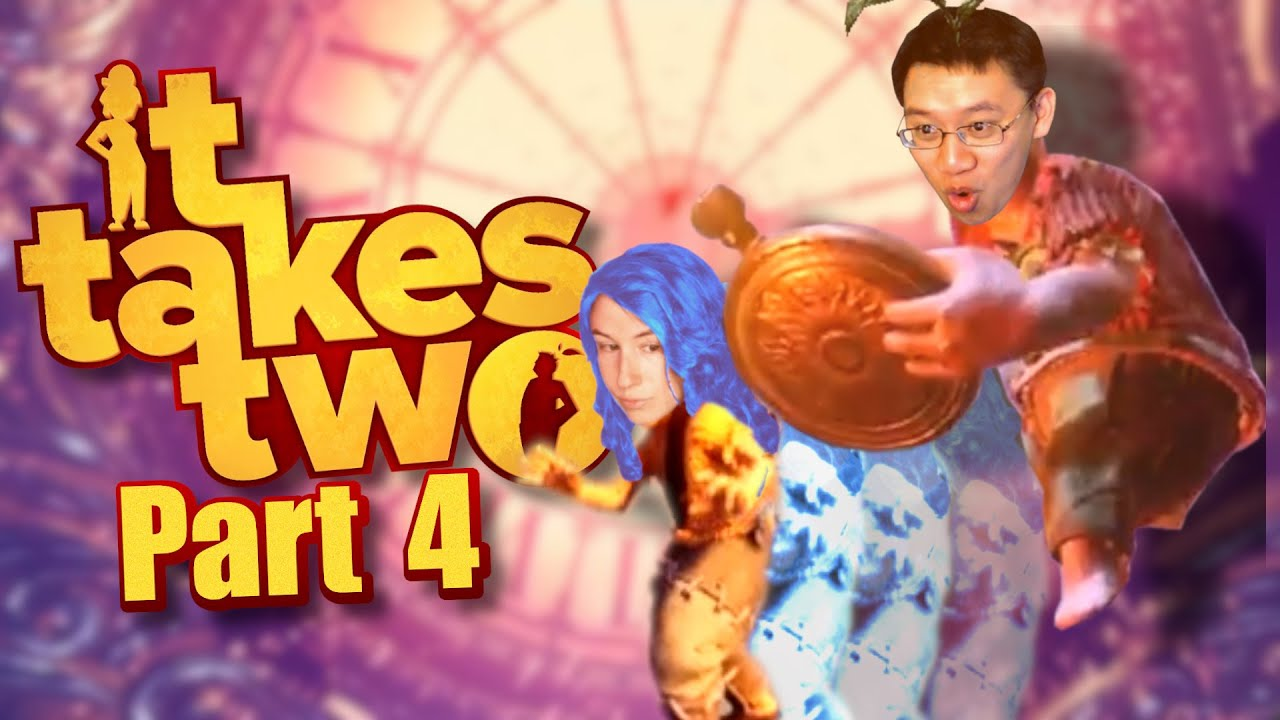 We Are Masters of Space and Time! It Takes Two Feat. Bloody! - Part 4