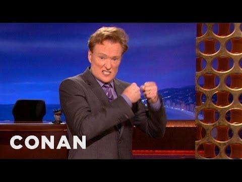 Monologue 05/22/2012 - CONAN on TBS