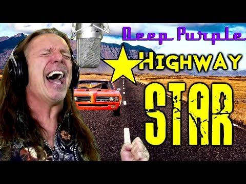 Highway Star | Deep Purple | Ken Tamplin Vocal Academy