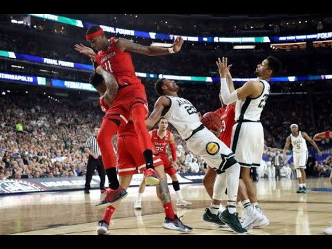Michigan State basketball knocked off by Texas Tech, 61-51, in Final Four