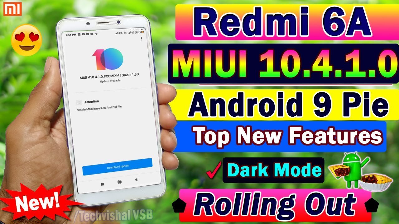 4 27 MB] Download Lagu Redmi 6A New MIUI 10 4 3 0 Stable Update