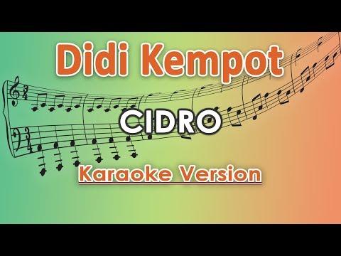 didi-kempot---cidro-(karaoke-lirik-tanpa-vokal)-by-regis