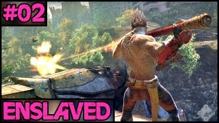 Enslaved: Odyssey To The West - Part 2 - PC Gameplay Walkthrough - 1080p 60fps