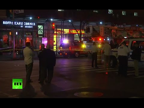 LIVE: Scene of explosion in Manhattan, New York