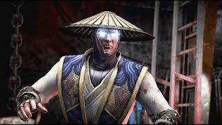 "Mortal Kombat X - Raiden Fatalities ""Fatality"""