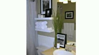 Bathroom Towel Decorating Ideas