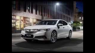 видео Acura TSX Sport Wagon 2013 - новый спортивный универсал от Акура