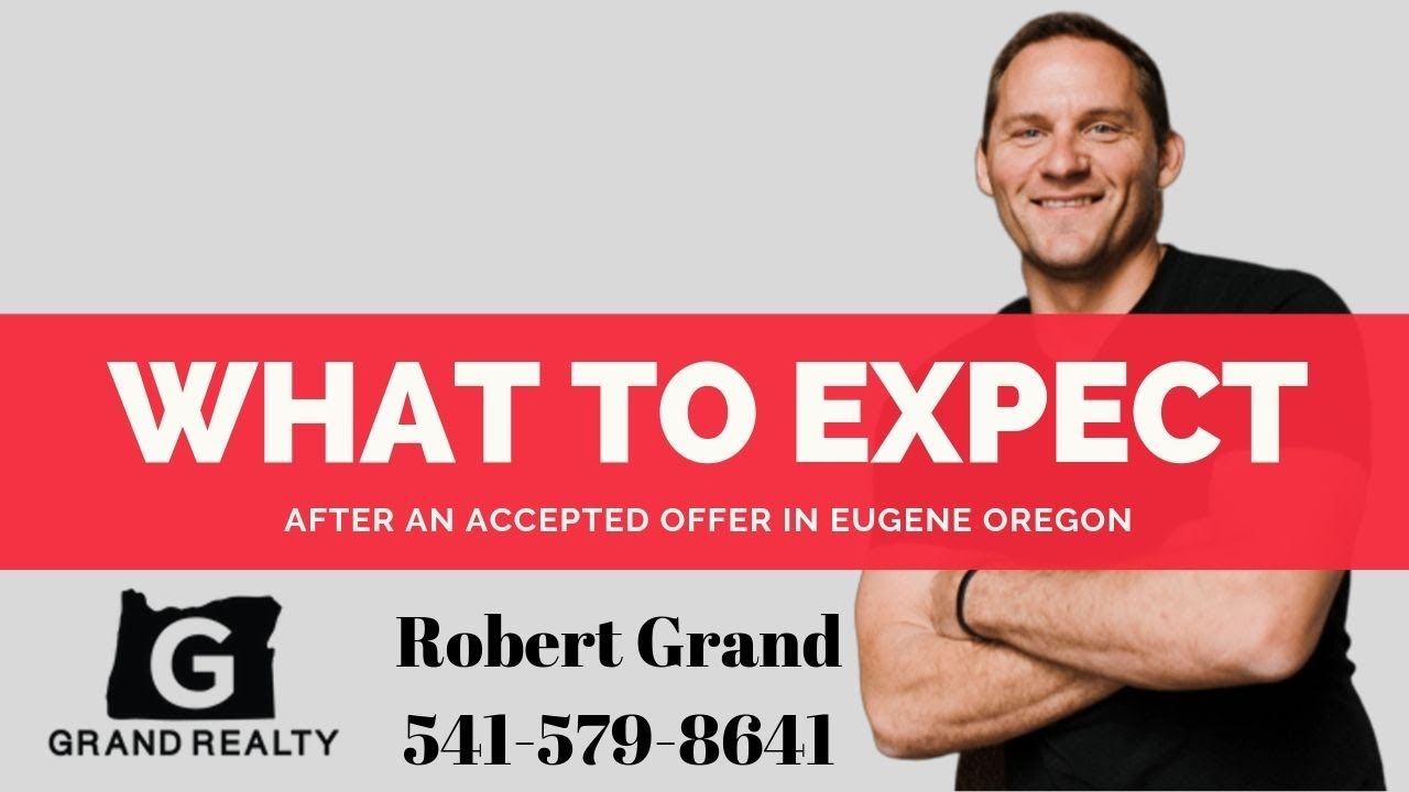What Eugene Home Sellers Should Expect After Accepting An Offer.
