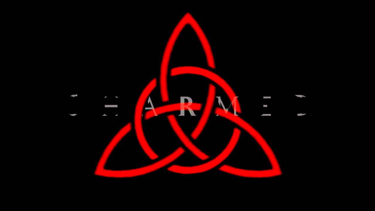 New Charmed Logo! Triquetra - YouTube