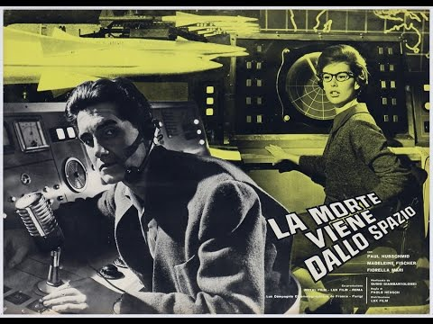 ◉ La Morte viene dallo Spazio ◉ Fantascienza 1958 ★ Paolo Heusch _by ☠Hollywood Cinex™