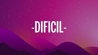 Download Lenny Tavárez, ICON, Darell - Difícil (Lyrics/Letra) Mp3 and Videos