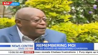 MOI DAY: Why retired politicians remember former president Daniel Moi