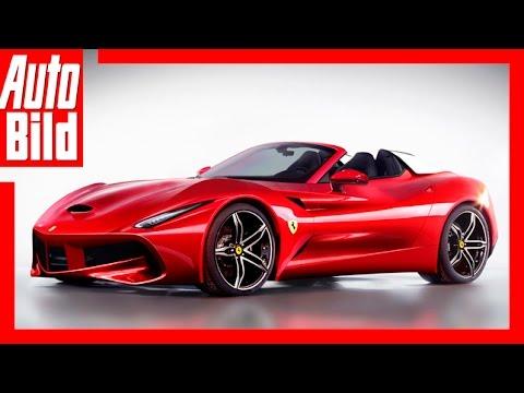 Die Neuen 2017: Ferrari California 2 / Coupé-Cabrio aus Maranello / Review