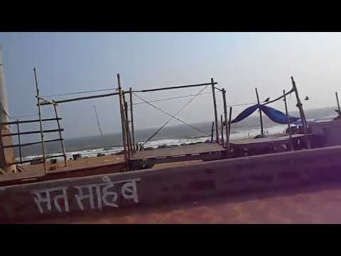 Puri Marine Drive Road by Car Travel HD by Sudip Datta